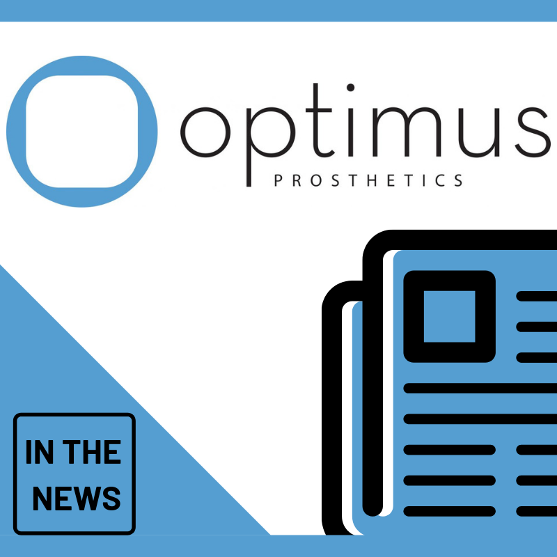Cedarville University Student Works With Optimus Prosthetics For Capstone Project